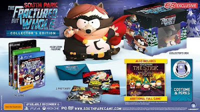 South Park Collector's Gold Edition