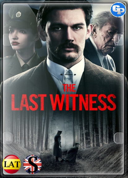 The Last Witness (2018) HD 720P LATINO/INGLES