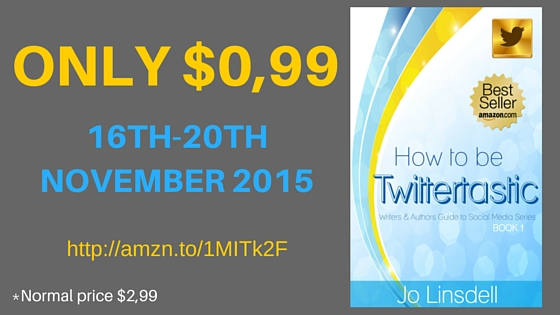 Special Offer: How to be Twittertastic only $0,99! #Books #Amazon http://amzn.to/1H2dpR6