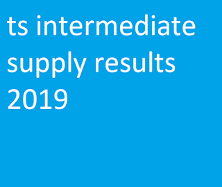 ts intermediate supply results 2019