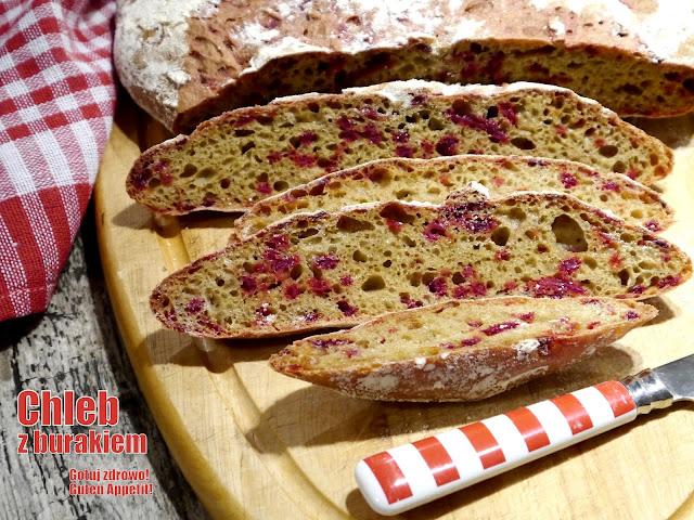 Chleb z burakiem Emmanuela Hadjiandreou. Styczniowa piekarnia - Czytaj więcej »