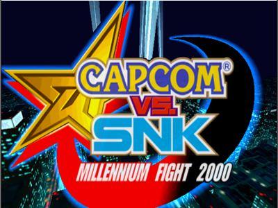 Capcom Vs SNK Millennium Fight 2000 Dreamcast ISO - Download