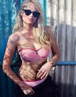 genevieve morton sexy bikini models