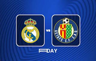 Real Madrid vs Getafe – Highlights