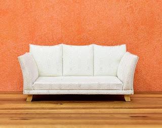 Cara Mengecat Rumah dengan Motif Garis - Garis