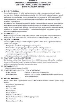 Contoh Proposal Formal Lengkap : contoh, proposal, formal, lengkap, Contoh, Proposal, Kegiatan, Sekolah, Benar, TEORI, PENDIDIKAN