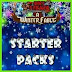 Farmville A Winter Fable Farm Starter Packs