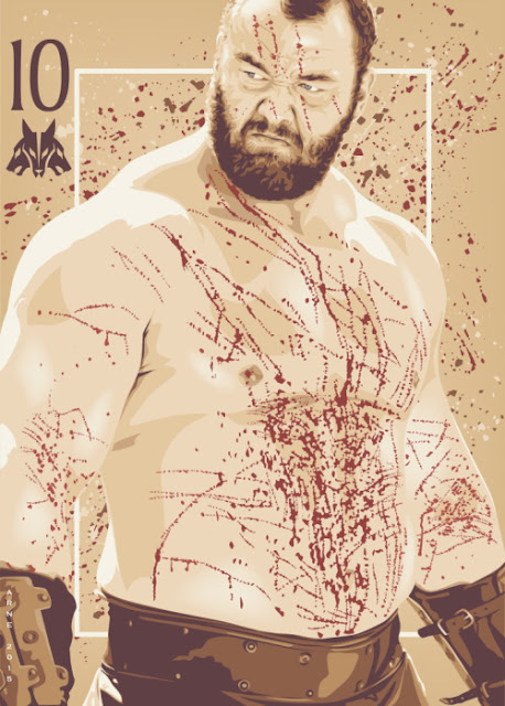 Gregor Clegane - Game Of Thrones