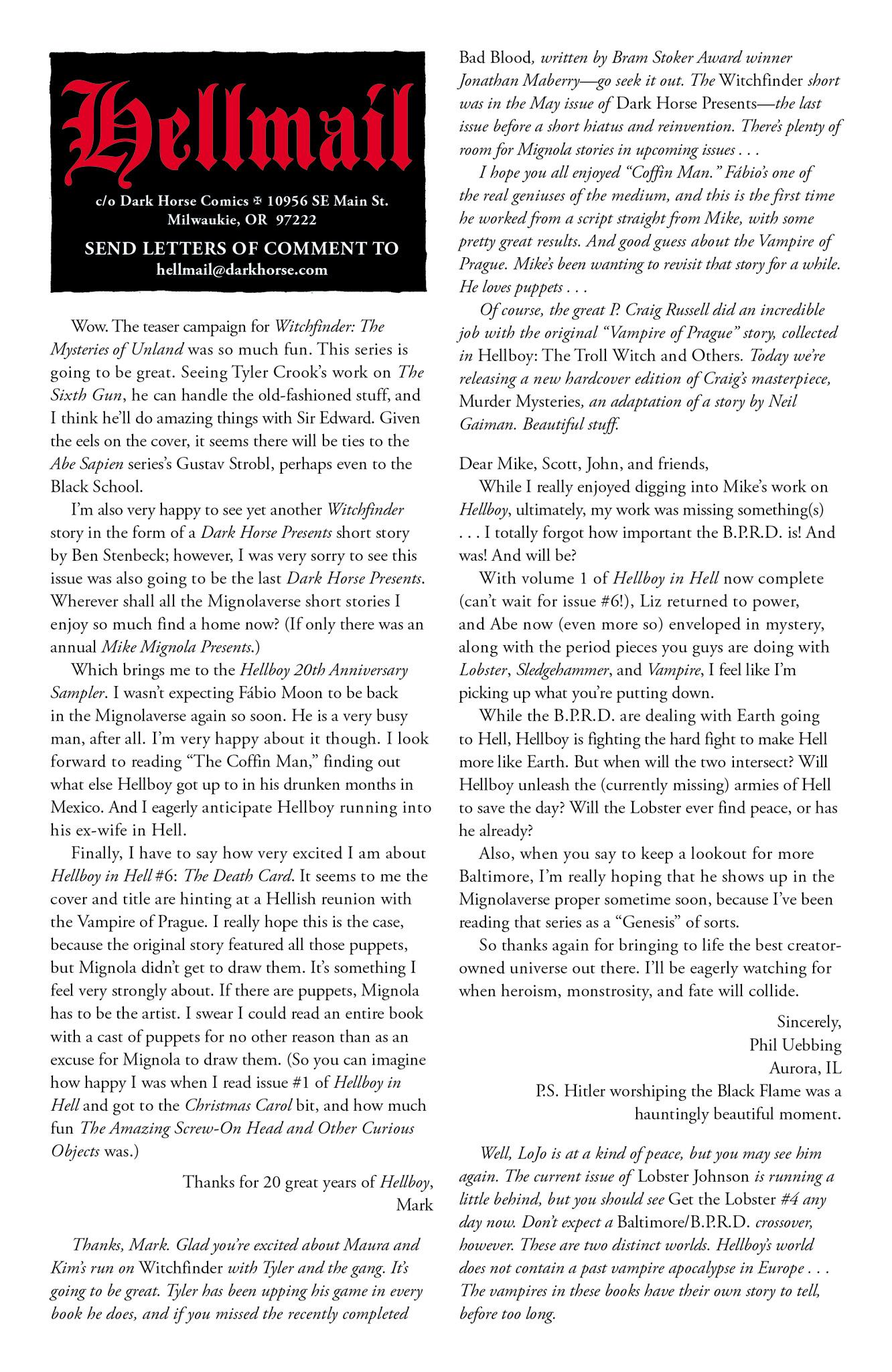 Read online Abe Sapien comic -  Issue #12 - 25