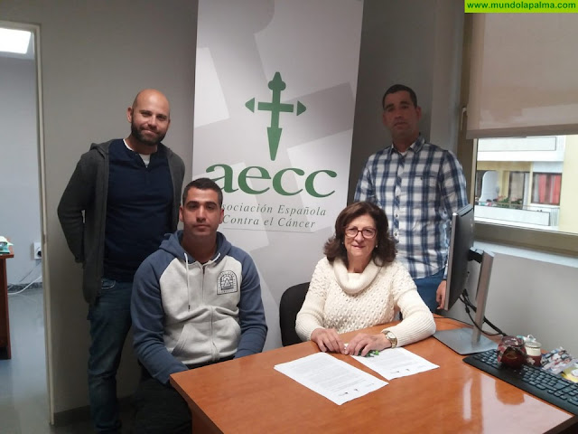Acuerdo con AECC para la II Ofrenda Floral Virgen de El Socorro