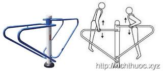 kich thuoc may tap xa kep exercising bars