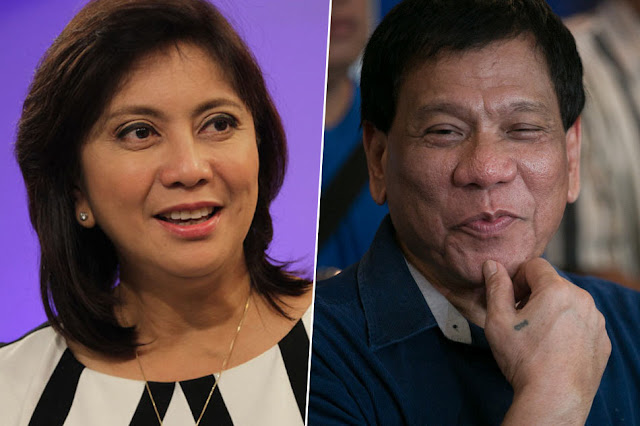 Duterte wants Robredo as 'assistant president'