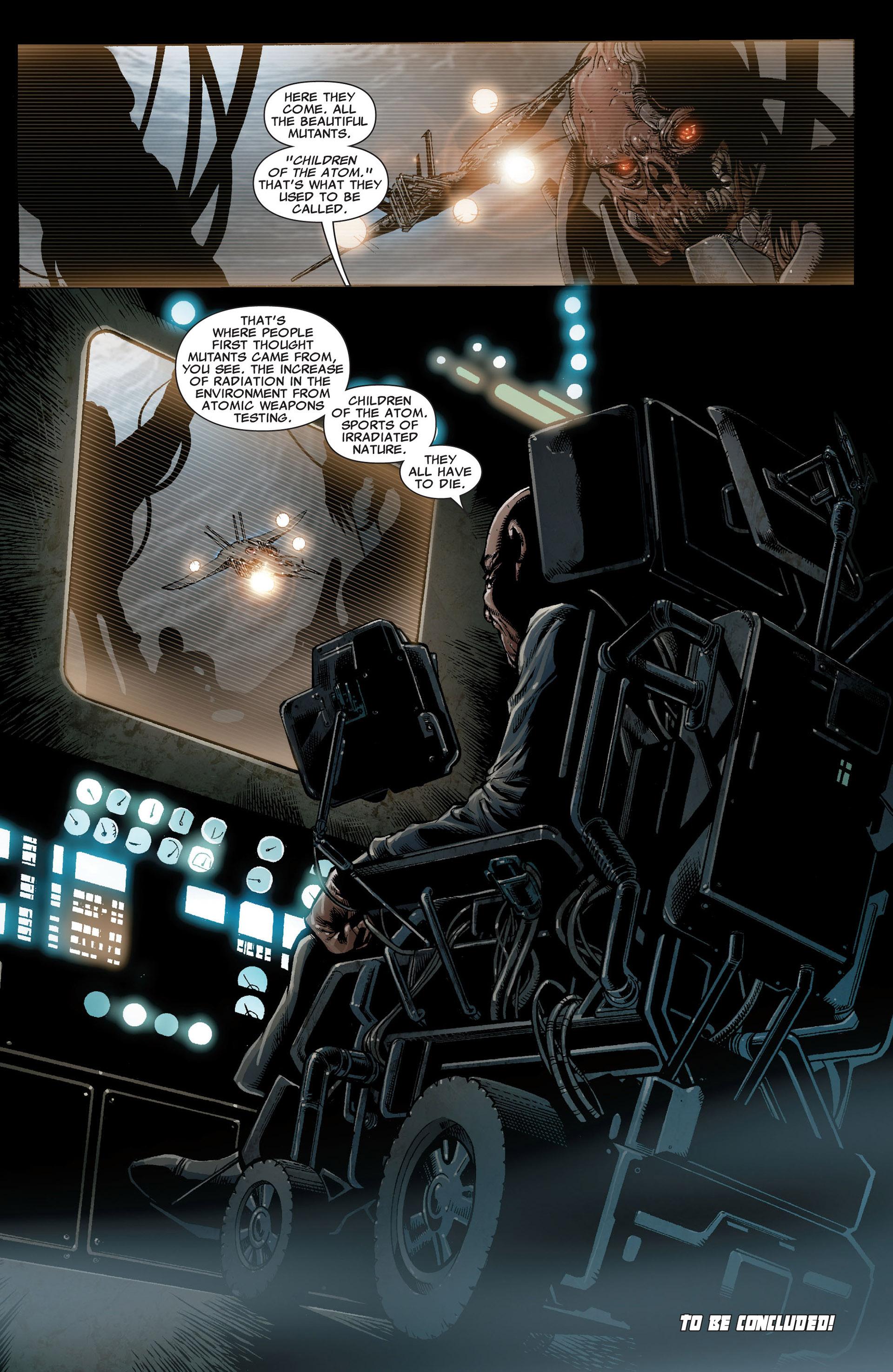 Read online Astonishing X-Men (2004) comic -  Issue #34 - 24