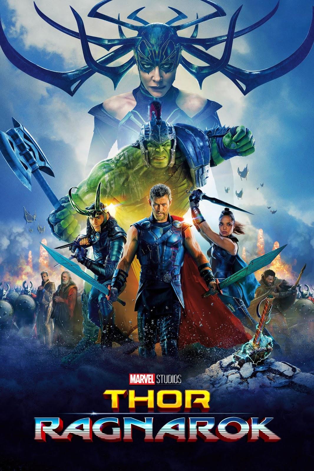 foto de Thor : Ragnarok (2017) [English+Hindi] BluRay 1080p, 720p, 480p ...