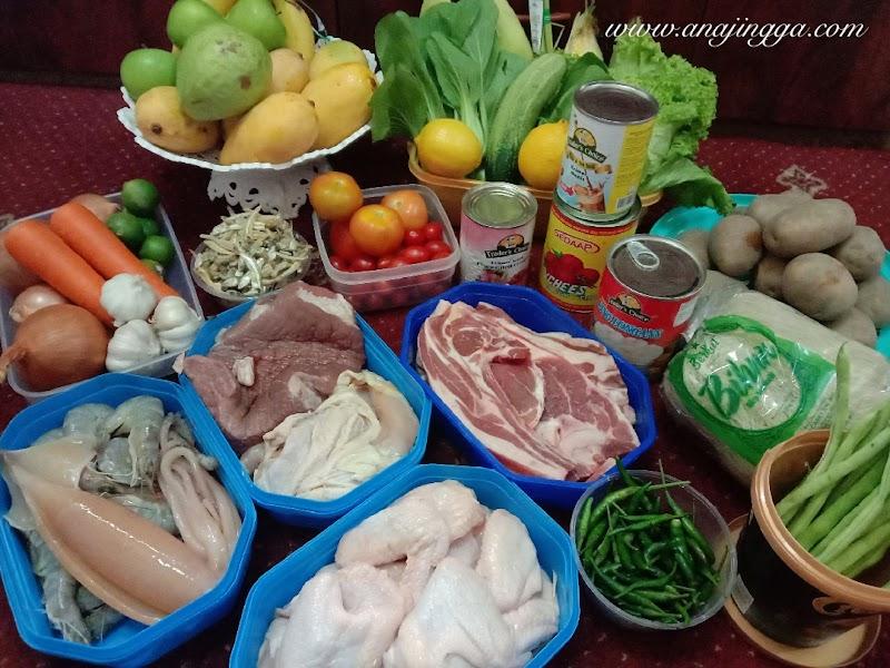 Pasar Segar Segi Fresh,  jimat belanja puas hati