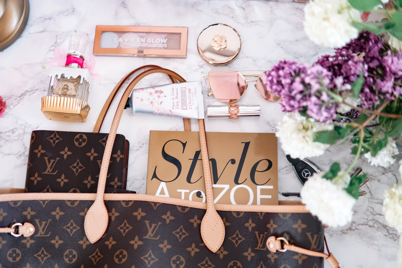 louis-vuitton-neverfull-fashionstylebyjohanna-Louis-Vuitton-neverfull-gm-braun-klassisch