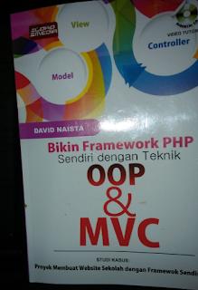 Source Code OOP & MVC dari Buku Lokomedia GRATIS
