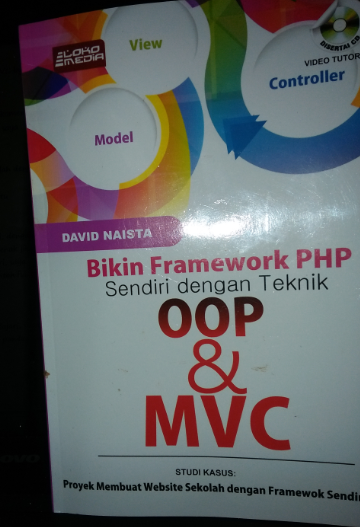 Source Code OOP & MVC dari Buku Lokomedia GRATIS!