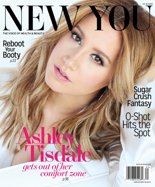 Actress, Singer, Model, @ Ashley Tisdale – New You Magazine Summer 2016