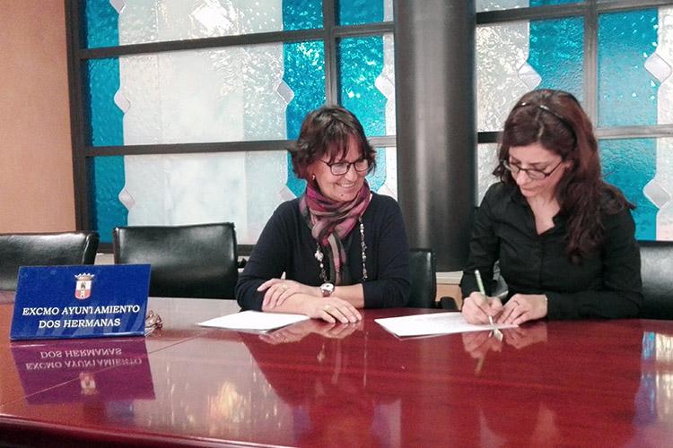 Una empresa se encarga ya del 39 servicio de ayuda a domicilio 39 para los casi 450 nazarenos con - Empresas en dos hermanas ...