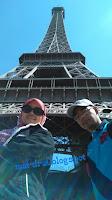 Jalan Jalan ke Paris : Eiffel Tower dan Sacre Coeur