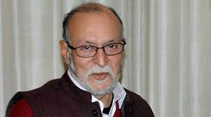 Anil Baijal Family Wife Son Daughter Father Mother Age Height Biography Profile Wedding Photos