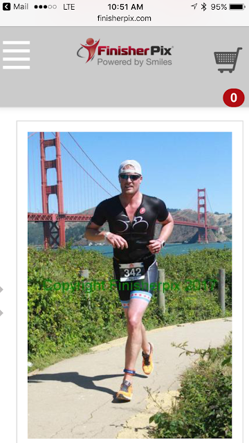 Escape From Alcatraz Triathlon 2017