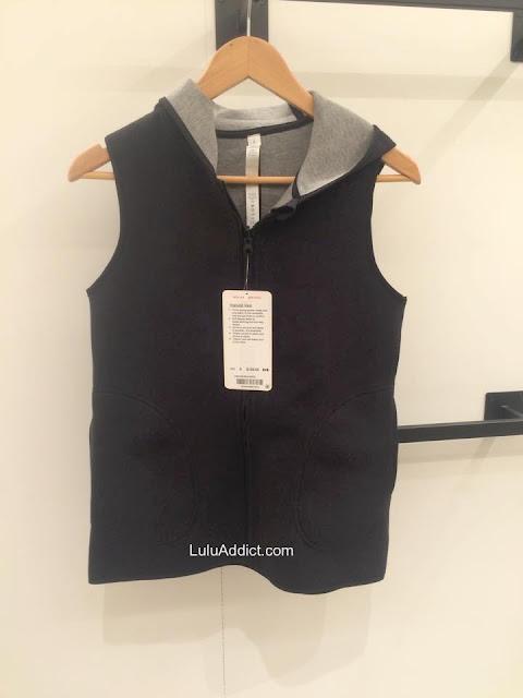 lululemon insculpt-vest