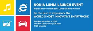 Nokia Lumia Launch Event