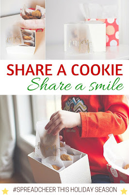 This is your chance to show someone you love, a neighbor, a stranger, who ever you like what Christmas is all about it! It's time to get the kids involved and spread some Holiday Cheer. We grabbed some Betty Crocker pouches and got busy whipping up some delicious homemade treats to share with our friends and family! Free Gift Tag Printables, Giveaway, Paypal Cash