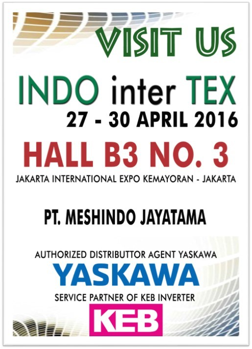 Meshindo Indo Intertex 2016