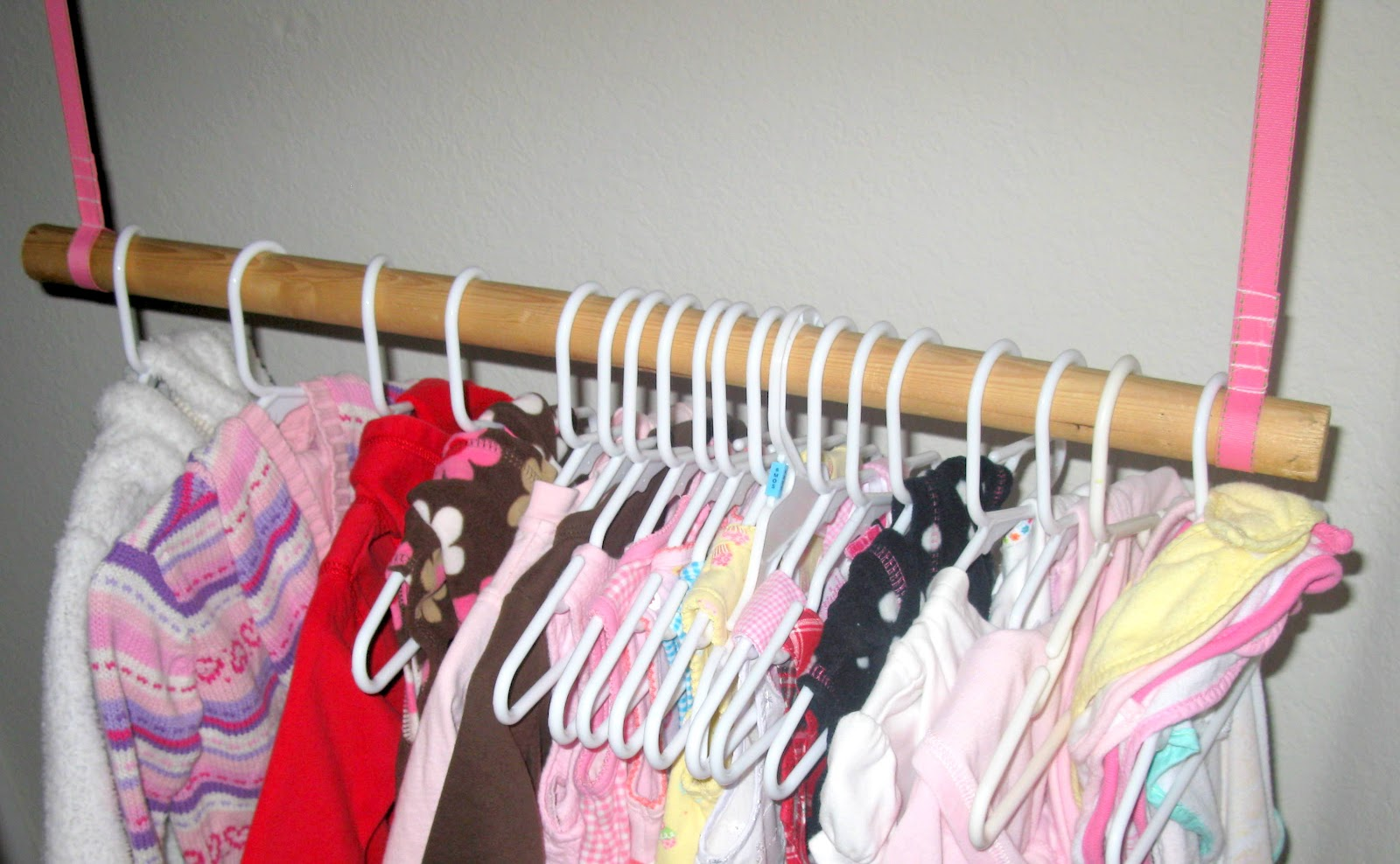 Miss Repurpose Closet Extenders