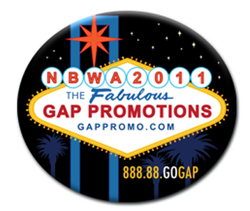 GAP PROMOTIONS RETURNS TO THE NBWA ANNUAL CONVENTION - GAP Promo