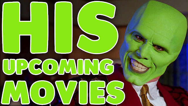 Jim Carrey Upcoming Movies (2016)