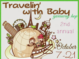 Travelin' With BabyHawk {A Travelin' With Baby Giveaway}