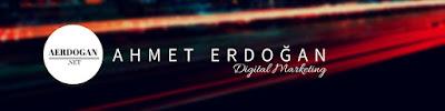 ahmet erdoğan dijital pazarlama uzmanı