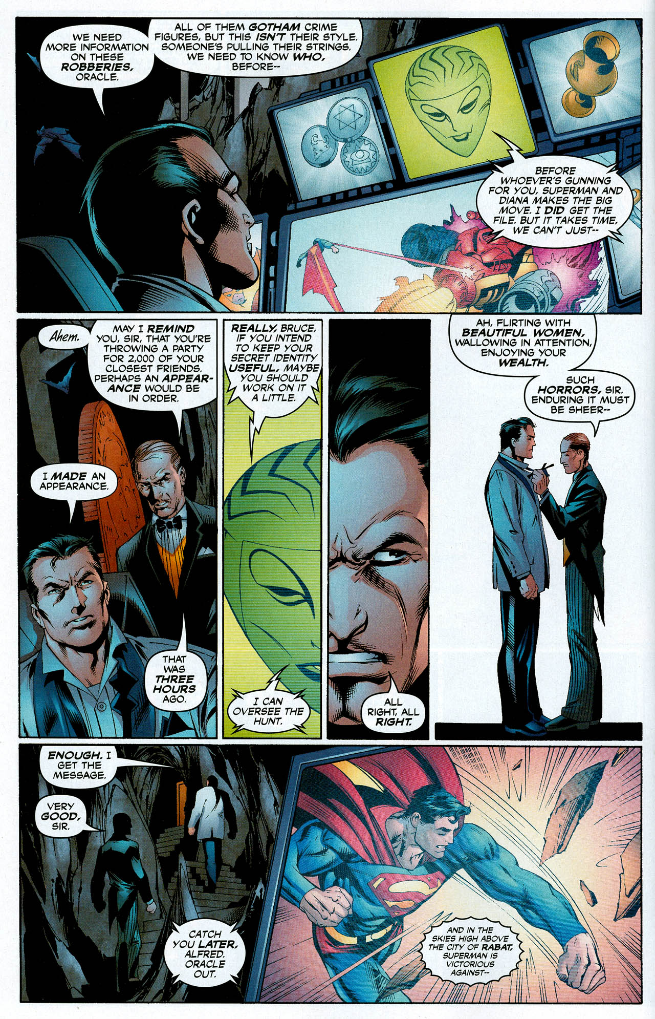 Read online Trinity (2008) comic -  Issue #8 - 7
