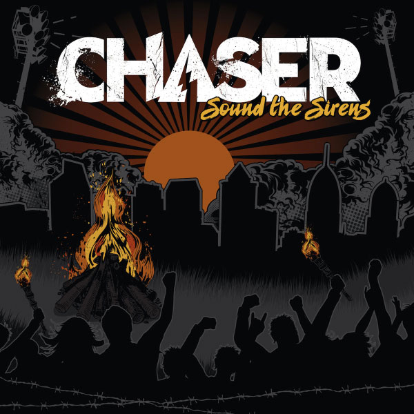 """Chaser premiere video for """"The Uprising"""""""