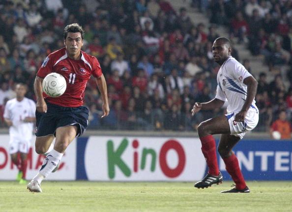 Chile y Panamá en partido amistoso, 20 de enero de 2010