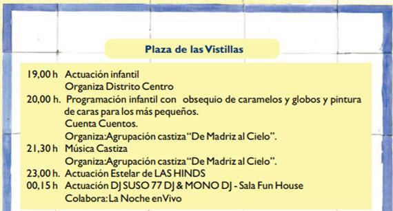 015b Conciertos en las plazas...