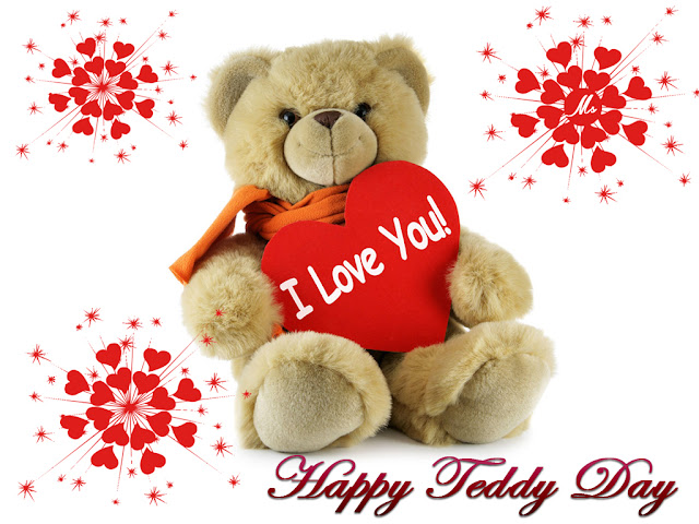 Cute Teddy Day Wallpapers