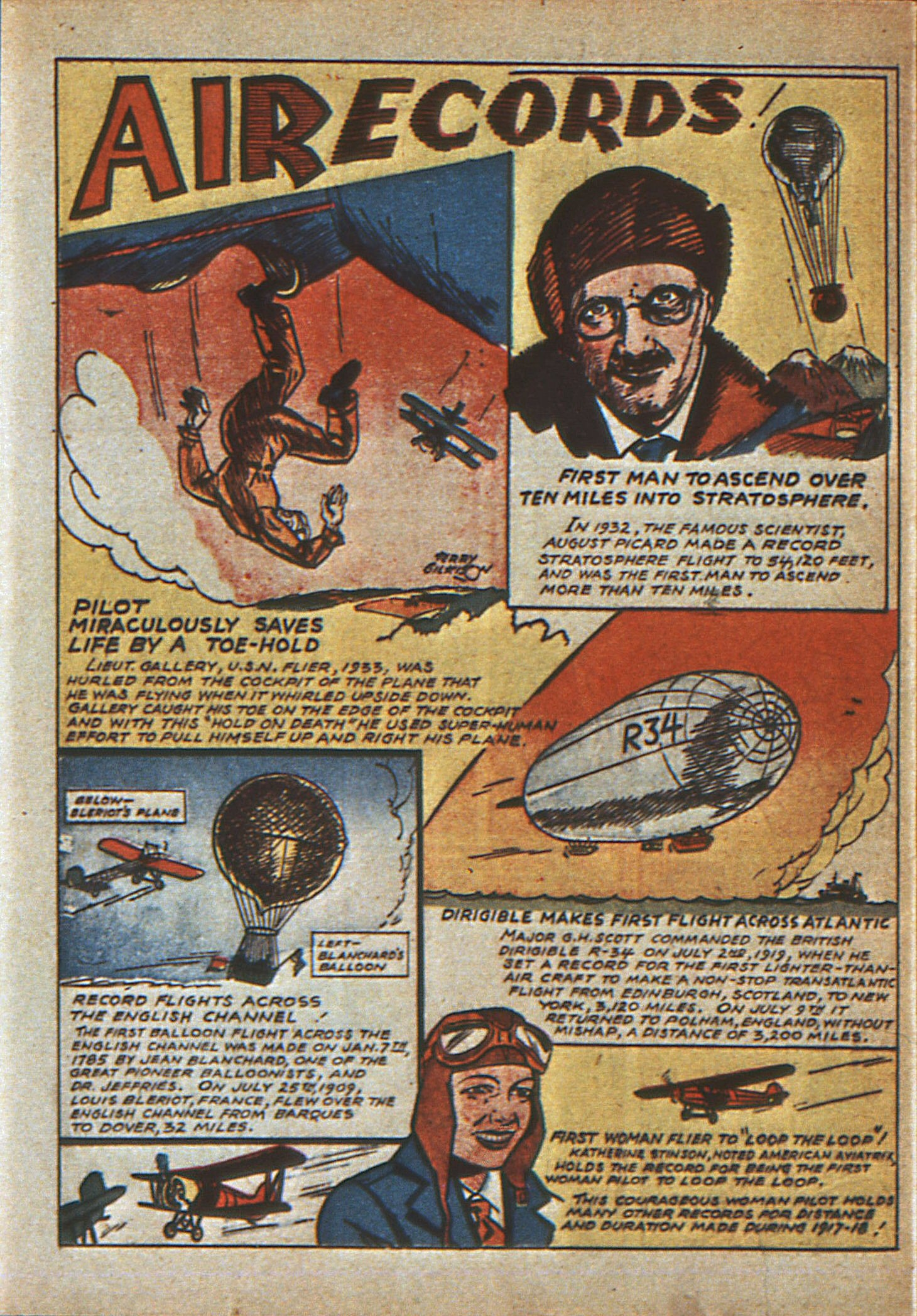 Read online Action Comics (1938) comic -  Issue #12 - 67