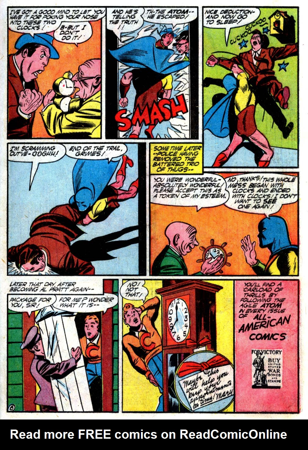Read online All-American Comics (1939) comic -  Issue #55 - 25