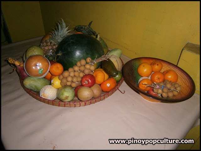 New Year, traditions, fruits