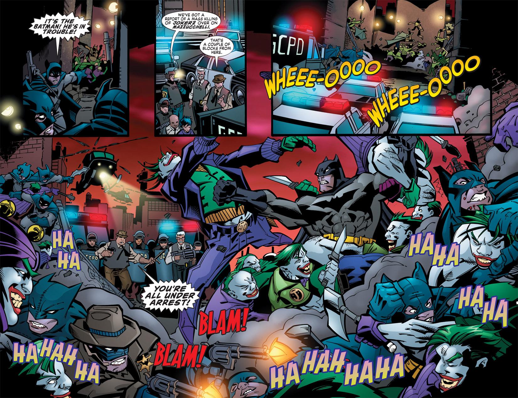 Detective Comics (1937) 868 Page 22
