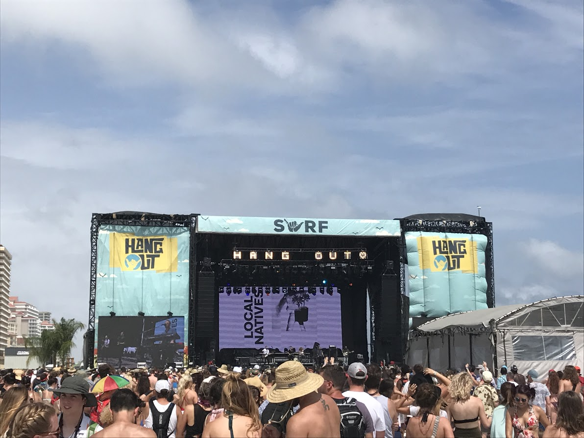 Local Natives | Hangout Festival