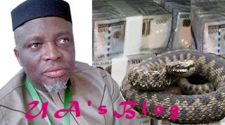 At Last, EFCC Arrests Strange 'Snake' That Swallowed N36m In Benue JAMB Office