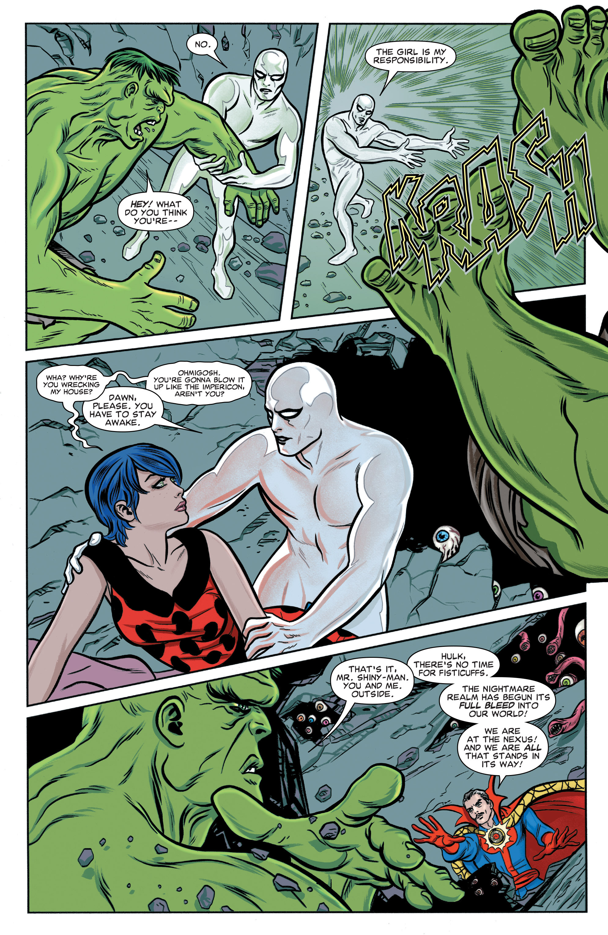 Read online Silver Surfer (2014) comic -  Issue #5 - 9