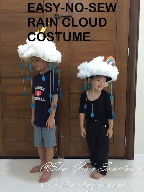 Shu-Yin's Sanctuary: Kids Halloween Costume - The Making ...