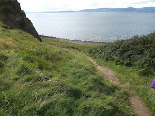 A skót táj